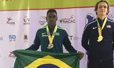Luís Maurício da Silva do Atletismo