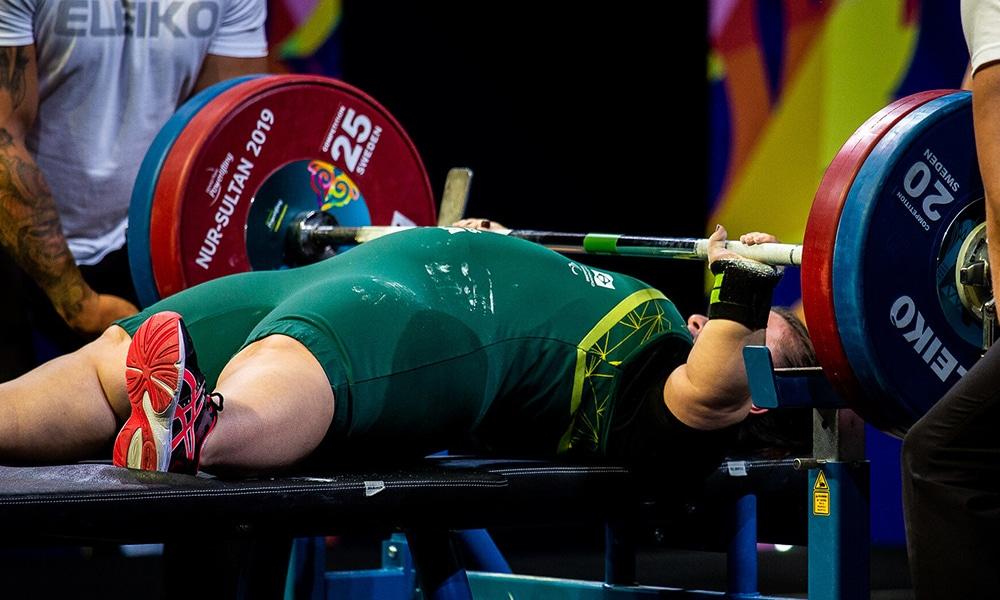 Mariana D'Andrea Heltrofilismo paralímpico