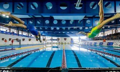 seletiva olímpica natação coronavírus
