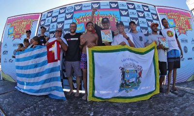 Surfe de base brasileiro