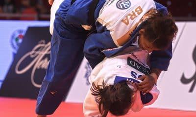 Rafaela Silva ouro Grand Prix de Budapeste