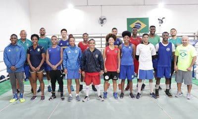 Seleção de Boxe dos Jogos Pan-Americanos