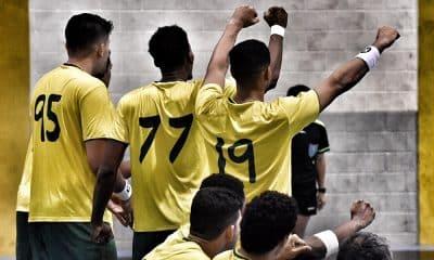 Seleção convocada para o Mundial Júnior de Handebol