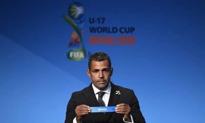 Sorteio Copa do Mundo Sub-17