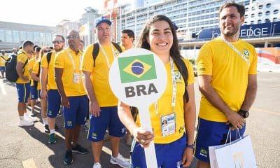 Brasil na Universiade