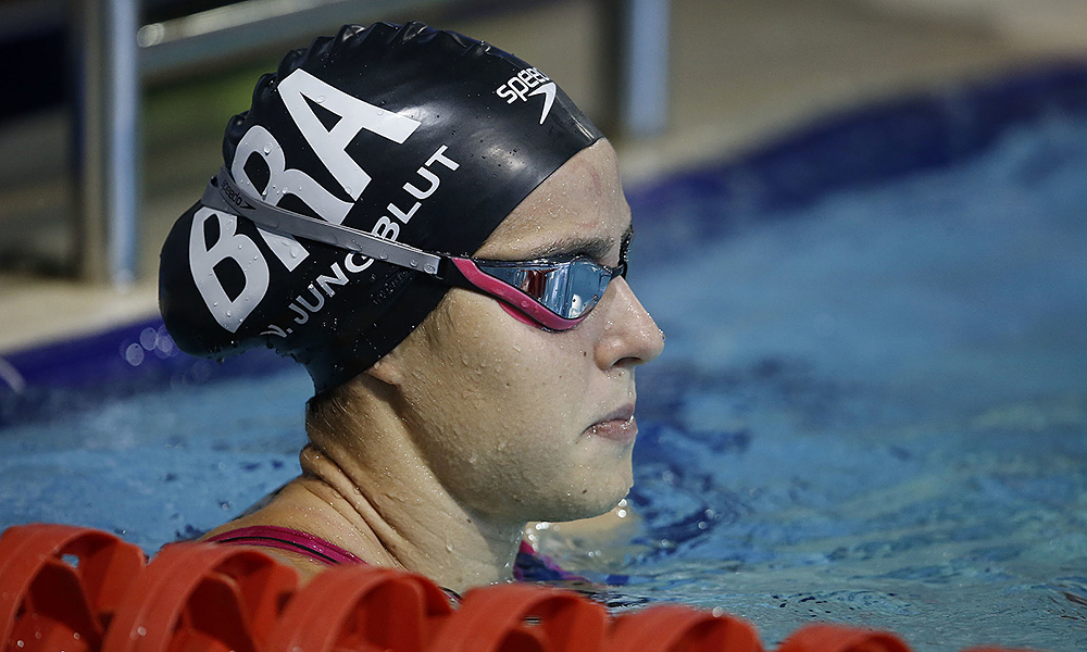 Viviane Jungblut Mundial de Desportos Aquáticos Gwangju