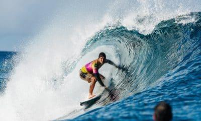 Teahupo'o, no Taiti, é escolhida como sede para Paris-2024