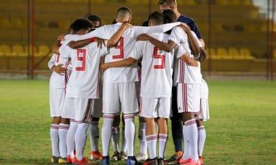 Assista ao vivo - São Paulo x Atlético-GO - Brasileiro Sub-17