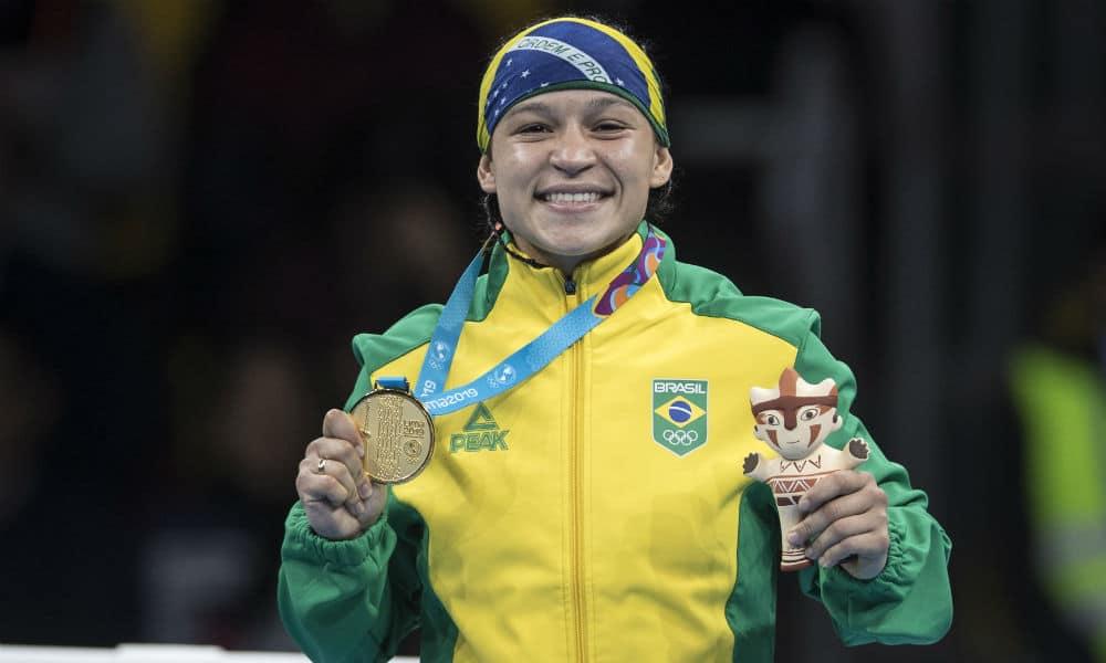 Beatriz Ferreira - Bia Ferreira - Boxe - Lima 2019 - Jonne RorizCOB