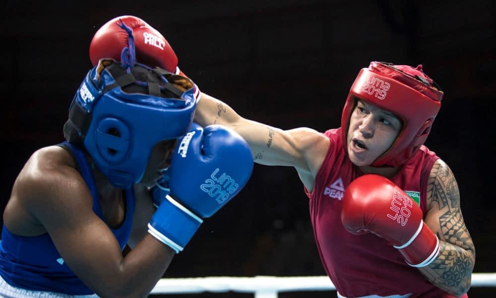 Beatriz Ferreira - Mundial de Boxe feminino torneio strandja