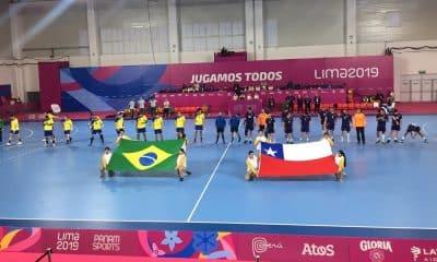 Brasil e Chile podem se enfrentar no Pré-Olímpico mundial de handebol masculino