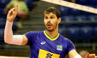 Bruninho - Bruno Rezende - levantador - Jogos Olímpicos de Tóquio 2020 - Olimpíada - Brasil - seleção brasileira de vôlei masculino