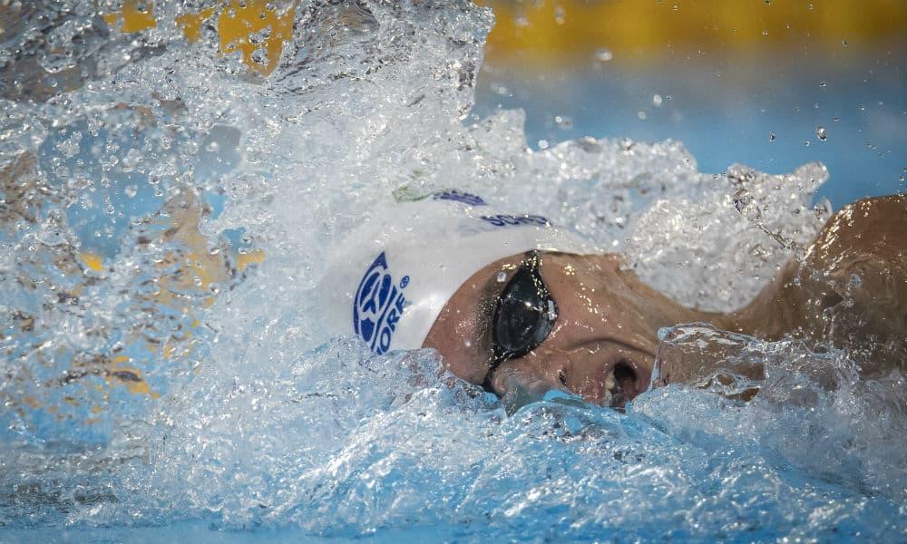 Fernando Scheffer - 200m livre - revezamento 4x200m livre masculino - Jogos Olímpicos de Tóquio 2020