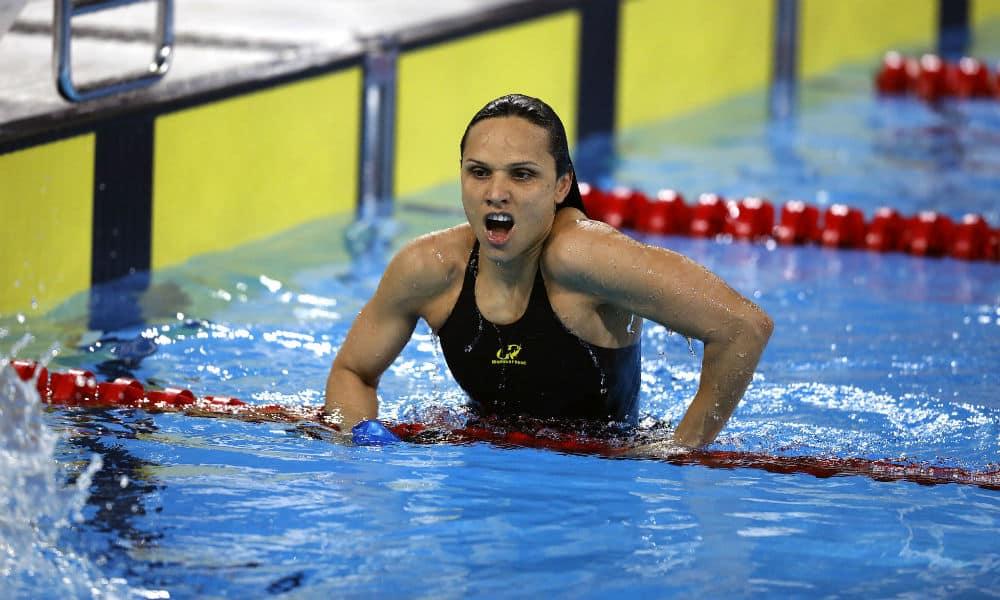 Maria Carolina fará sua estreia na Paralimpíada de Tóquio-2020