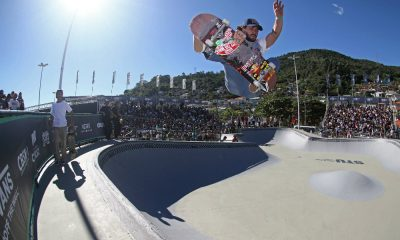 Pedro Barros mundial skate park