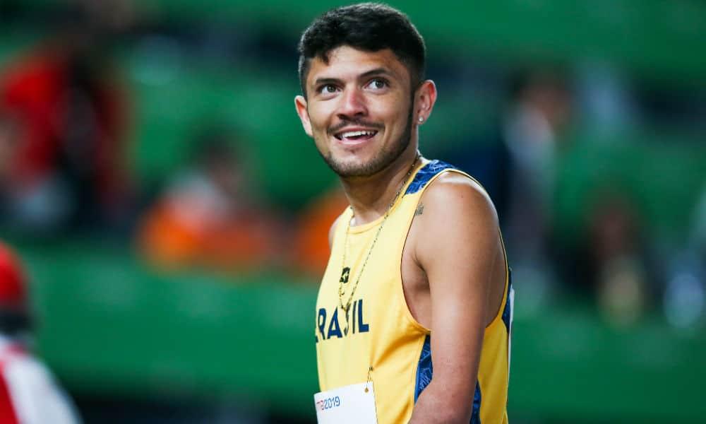 Petrúcio Ferreira vai ao Mundial de atletismo paralímpico em Dubai