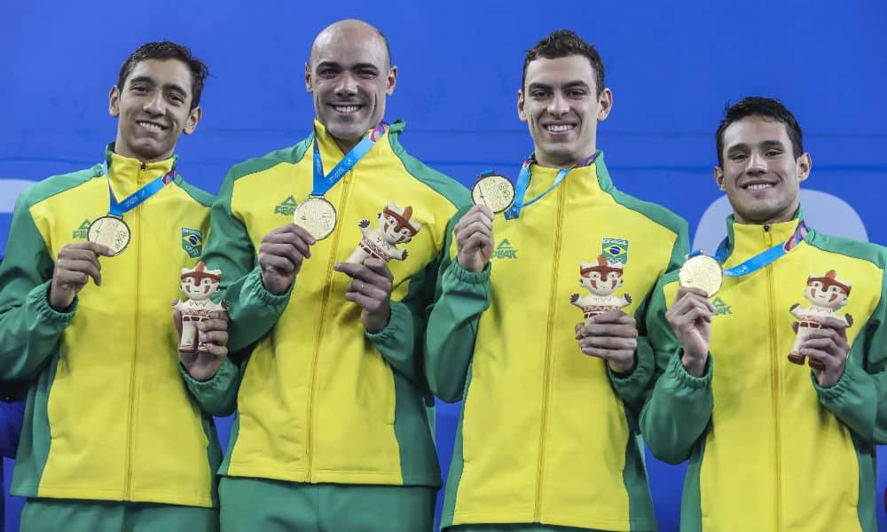 Resumo #19: Vinte e sete medalhas em um dia e contando...