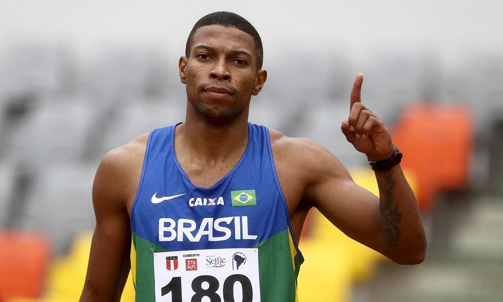 Atletismo Rodrigo Campeão Mundial Sol