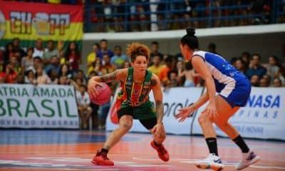 liga de basquete feminino