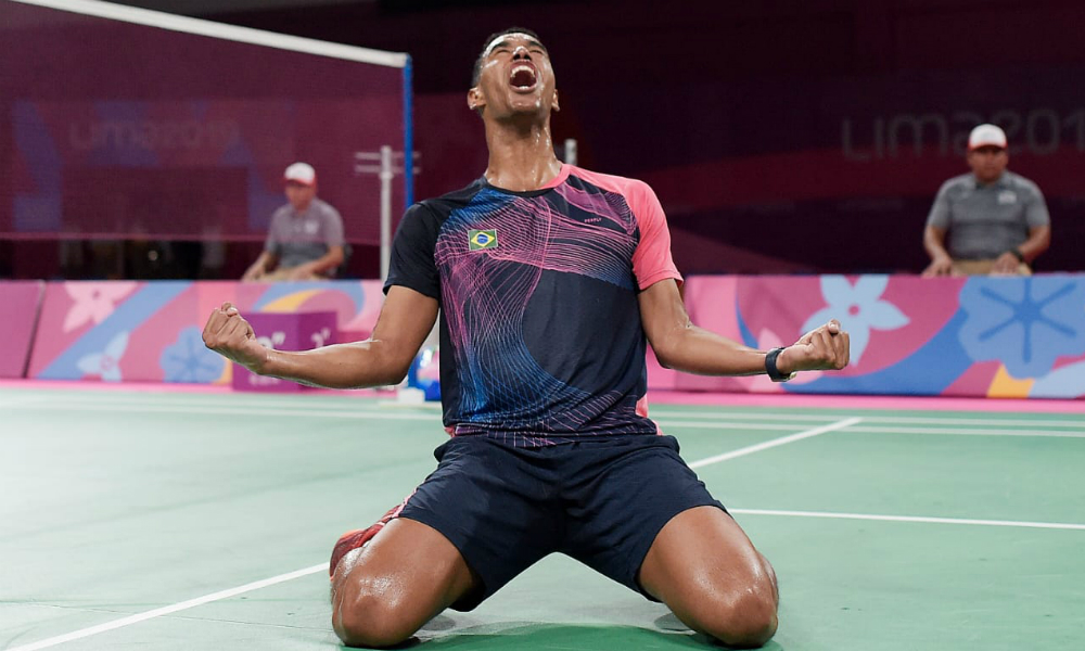 Badminton Jogos Olímpicos e Paralímpicos de Tóquio