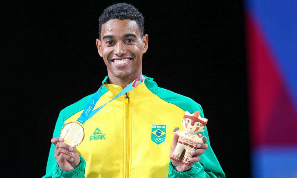 Ygor Coelho - badminton - individual masculino - Jogos Olímpicos de Tóquio 2020 -