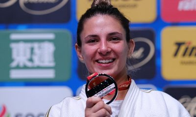Bárbara Timo e seu bronze no Mundial de Judô