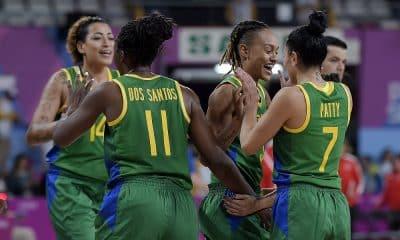 Seleção brasileira de basquete feminino