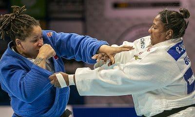 Beatriz Souza no Mundial de Judô