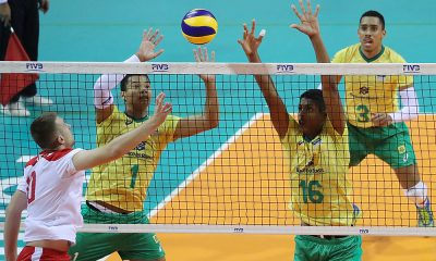 Brasil no Mundial Sub-19 de vôlei masculino