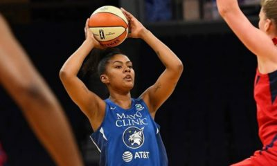 Damiris WNBA