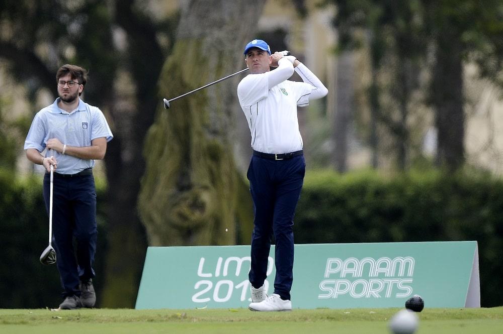 No terceiro dia de competição da etapa do PGA Latin American em Duluth, nos Estados Unidos, Alexandre Rocha não foi bem e terminou o dia em 53º lugar