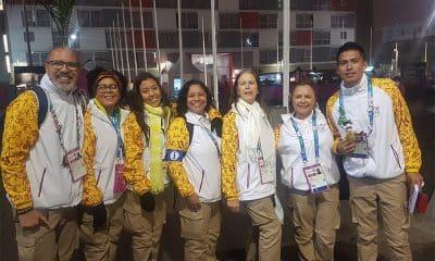 Voluntários dos Jogos Pan-Americanos