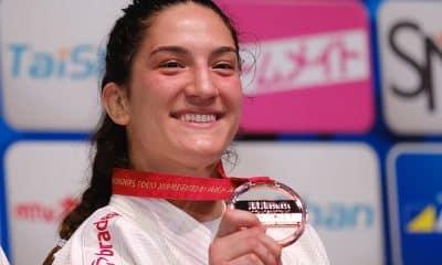 Mayra Aguiar e seu bronze no Mundial de Judô