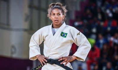 Rafaela Silva no judô dos Jogos Pan-Americanos