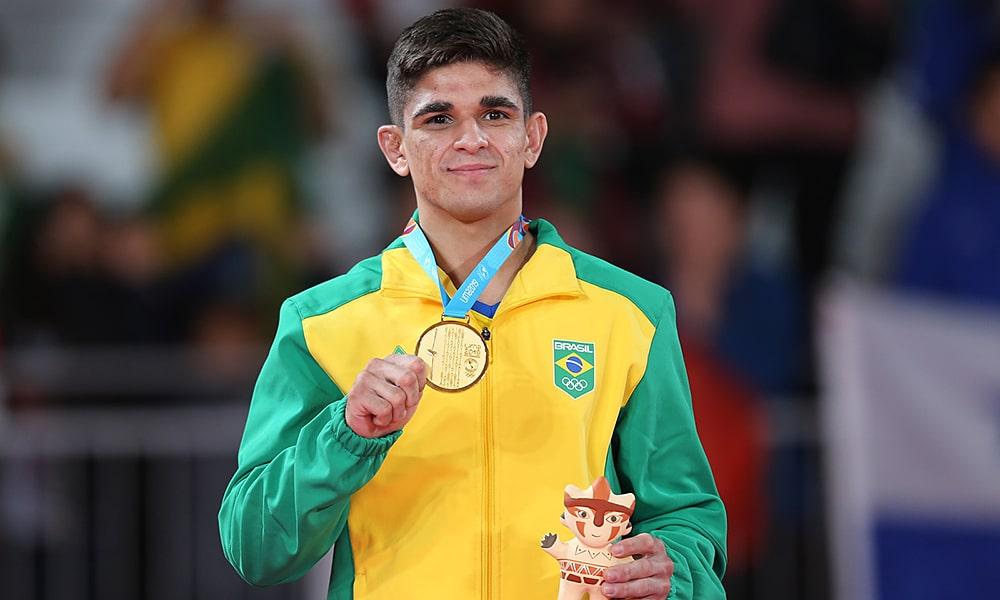 Renan Torres, judô, Jogos Pan-Americanos missão europa seleção brasileira de judô Portugal