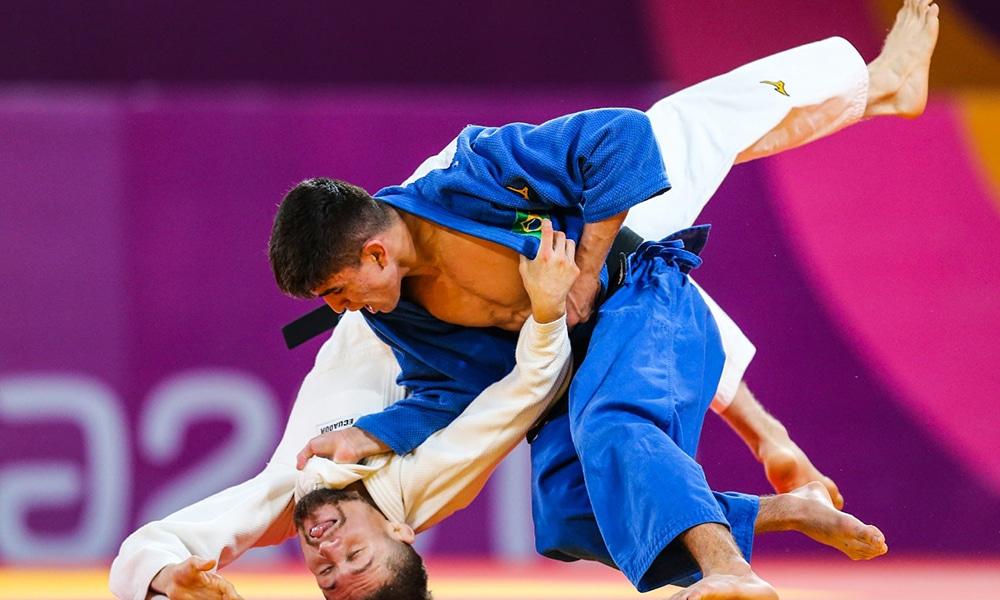 Renan Torres, judô, Jogos Pan-Americanos