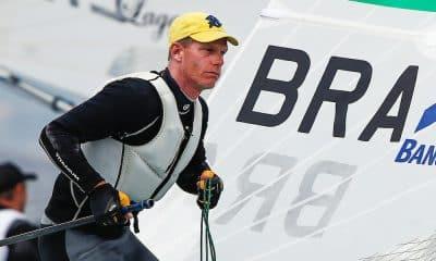 Antes da aposentadoria. Robert Scheidt irá disputar sua 7ª Olimpíada