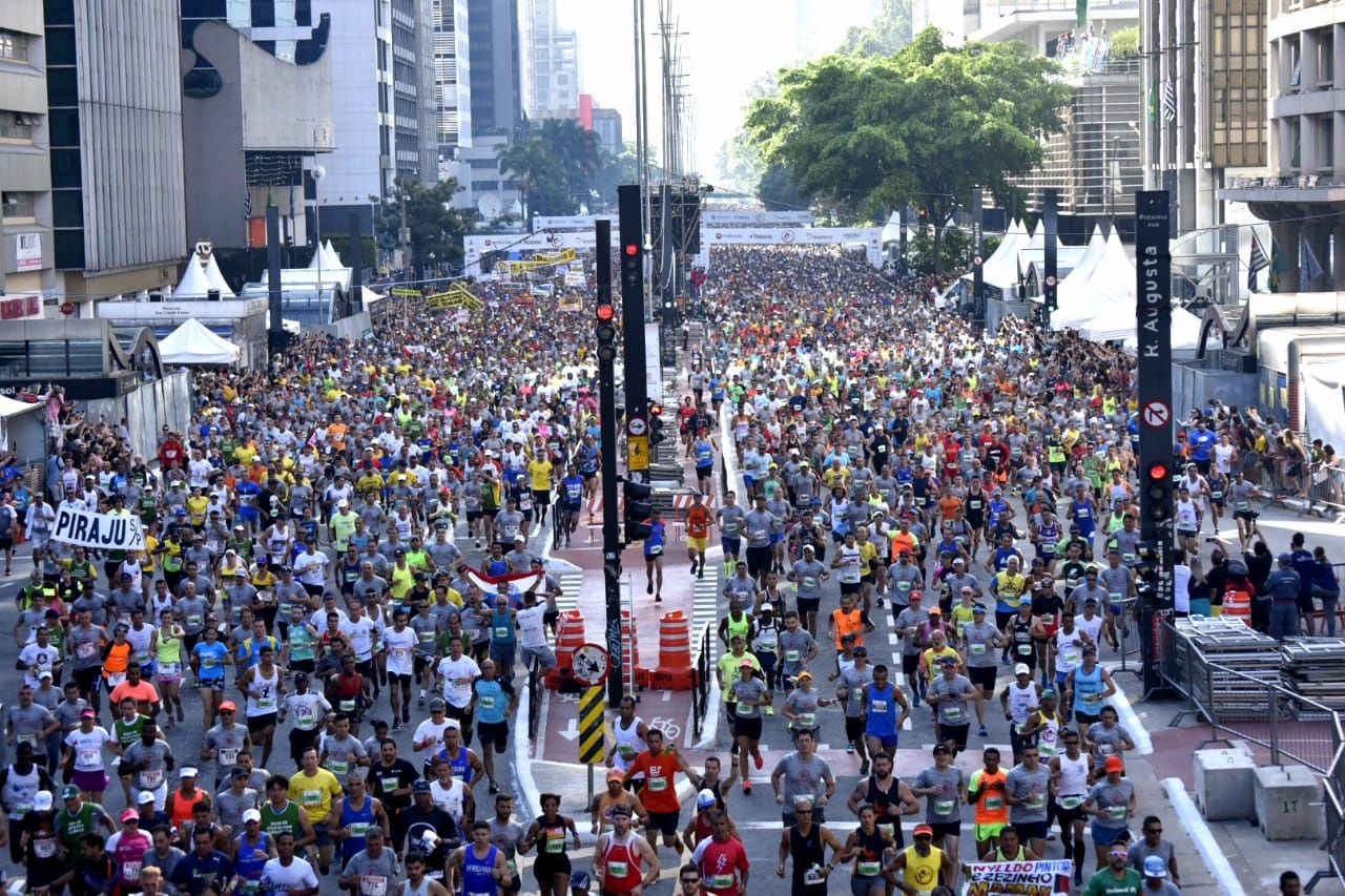maratona de sao silvestre 2020
