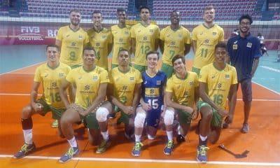 Seleção Brasileira sub-19 de vôlei