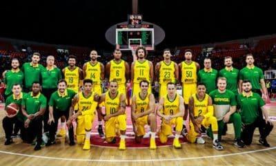 Seleção brasileira da Copa do Mundo de Basquete Masculino