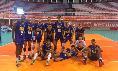 Seleção brasileira de vôlei masculino no Mundial Sub-19