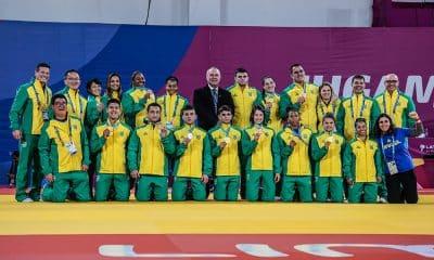 Seleção do judô nos Jogos Pan-Americanos