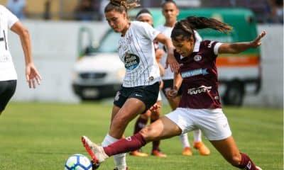 Ferroviaria X Corinthians - Brasileiro feminino de futebol