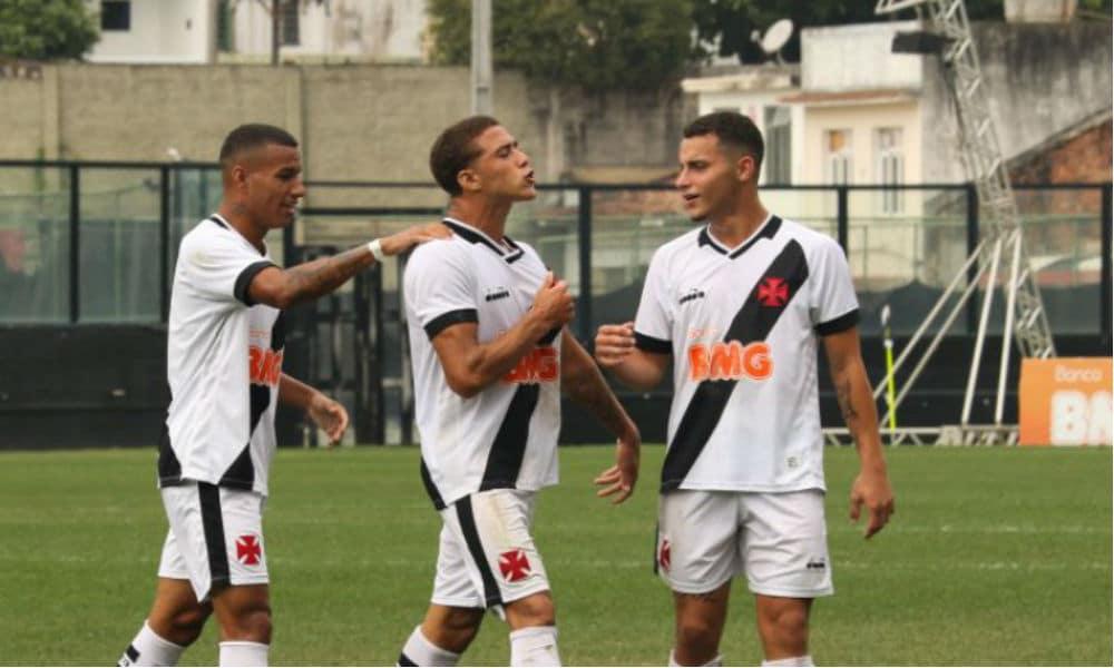 Vasco x Atlético-MG - Brasileiro Sub-20
