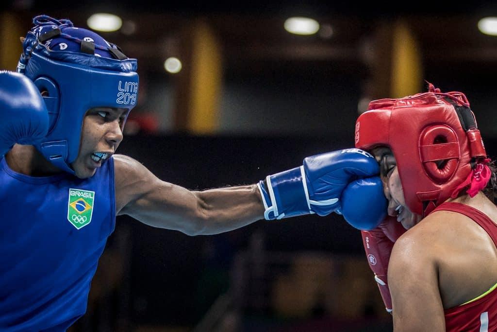 Jucielen Romeu boxe feminino peso mosca jogos olímpicos Tóquio
