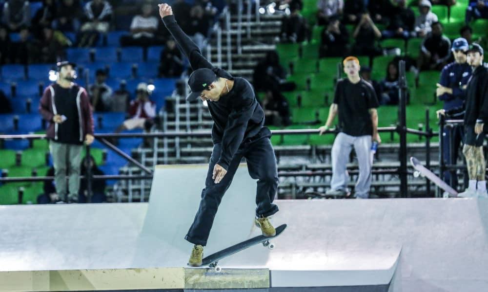 Kelvin Hoefler - Mundial de Skate Street