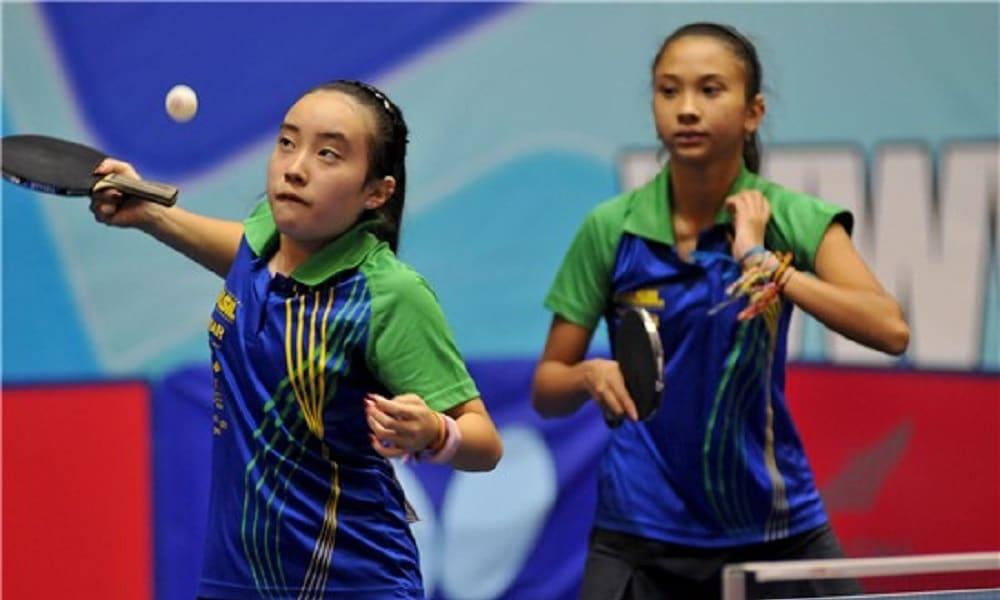 Brasil garante 5 equipes nas quartas e 3 nas semis do Aberto do Peru de tênis de mesa