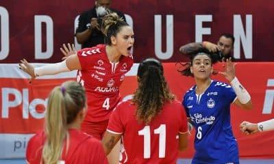 Ao vivo: Sesi Bauru x Osasco - Paulista feminino de vôlei 2019