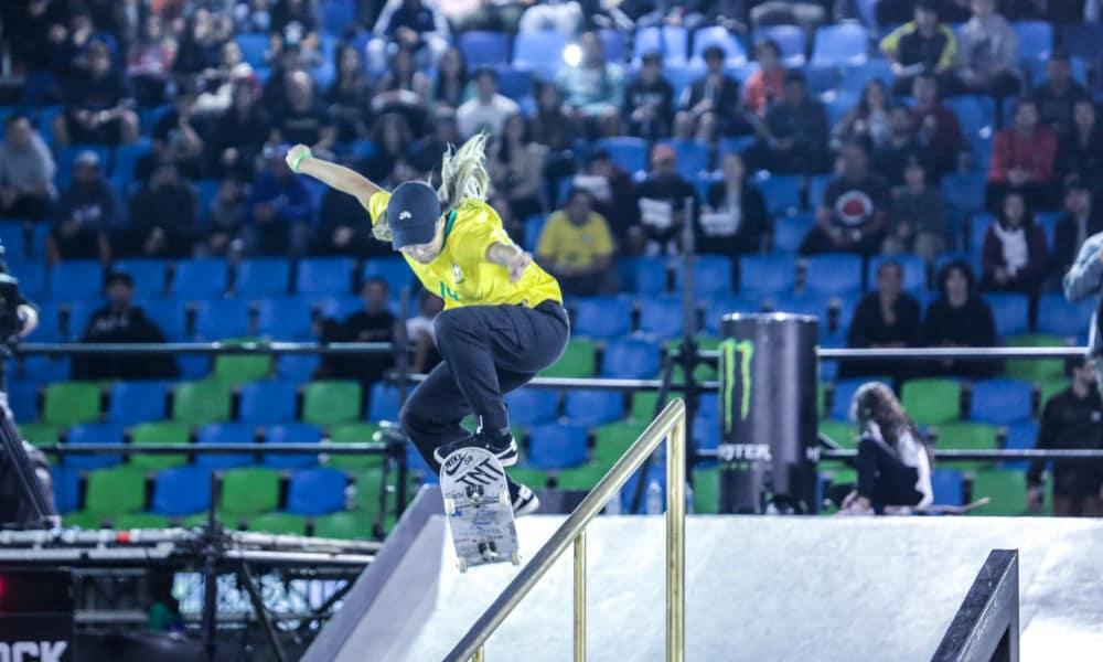 Pamela Rosa World Skate
