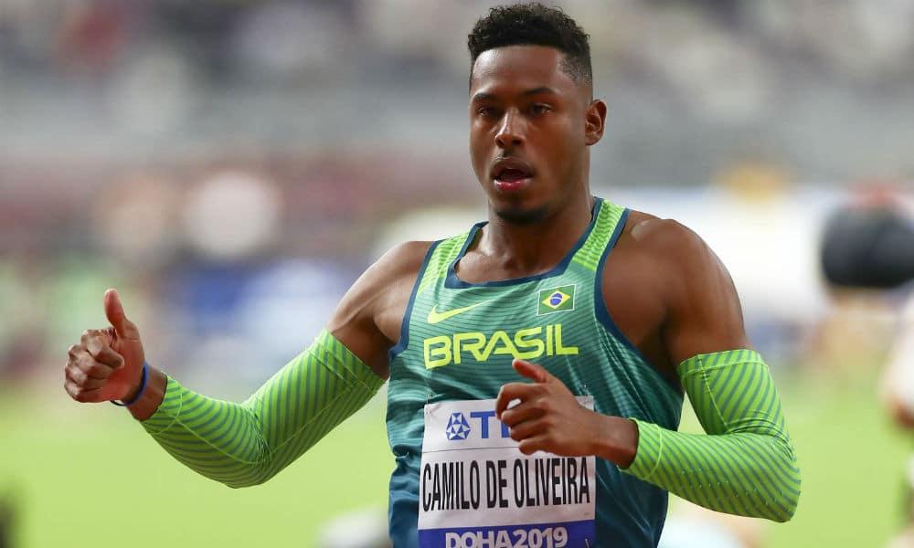 Paulo André está classificado no atletismo para a Olimpíada de Tóquio